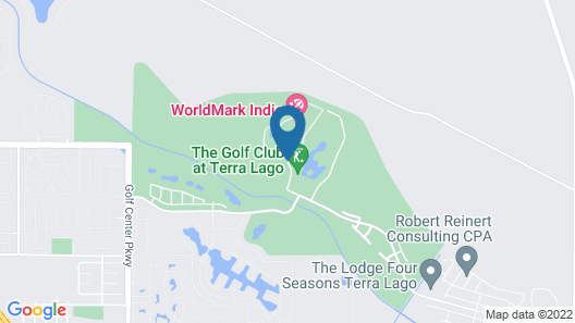 WorldMark Indio Map