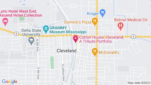 Cotton House, Cleveland, a Tribute Portfolio Hotel Map