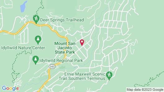 The Fireside Inn Map