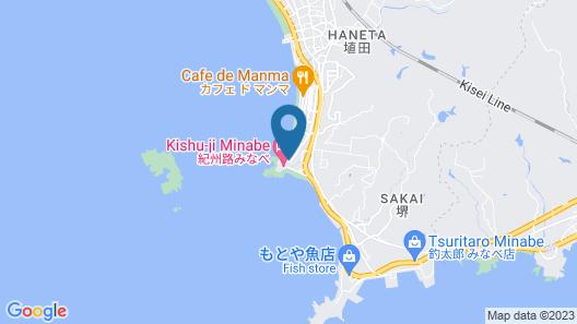 KISHUJI MINABE Map