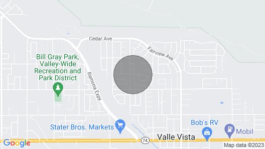 Pattys Place 2 Map
