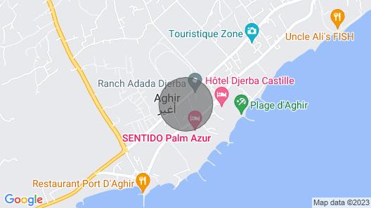 <<<< Villa of Taste >>>> Map