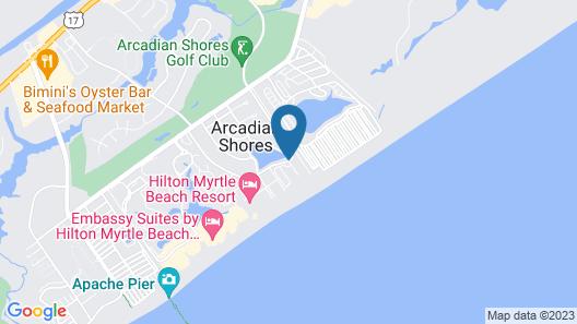 Sea Watch Resort Map