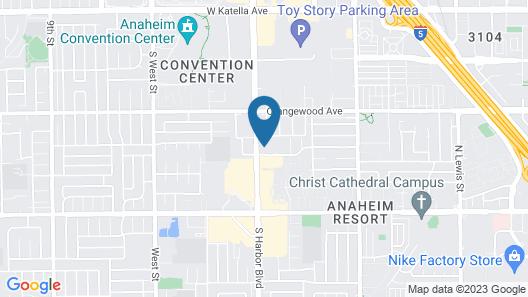 Magnolia Tree Hotel Map