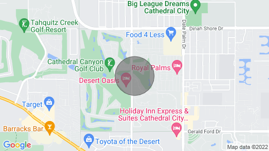 Beautifully Renovated Condo on the Golf Course Map
