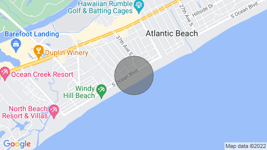 WE ARE Back! Let's Plan the Family Vacation! Luxury Ocean Front Condo Map