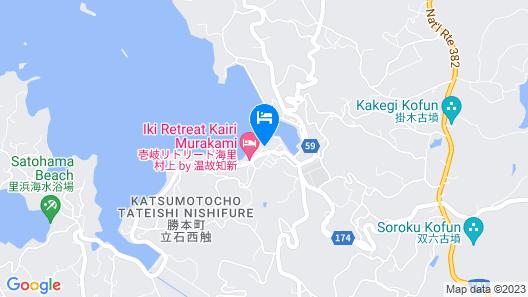 Ikijimaso Map