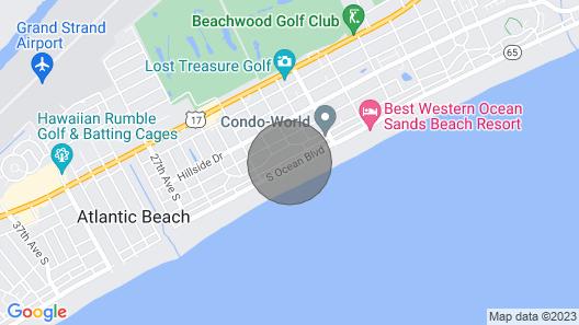 Ocean Pearl Map