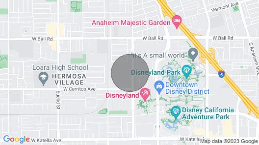 WOW Suite 3, Pool / Spa, kurzer Spaziergang nach Disneyland, 5-Sterne-Bewertung * Map