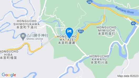 Hotel Yamayuri Map