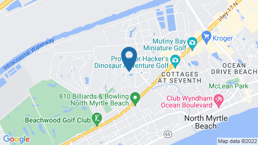 The Links Map