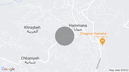 Hammana Quiet House- Map