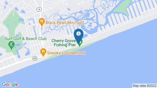 Prince Resort by Elliott Beach Rentals Map