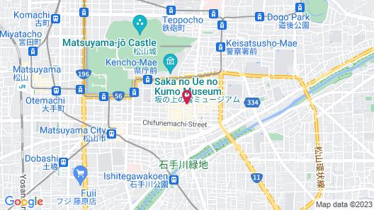 Hotel Sambancho Map