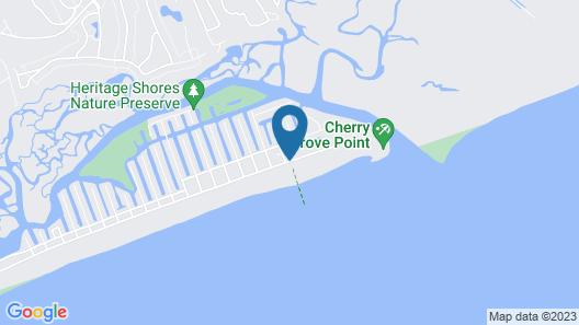 Sea Cabin by Elliott Beach Rentals Map