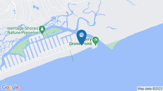 Inlet Point Villas by Elliott Beach Rentals Map