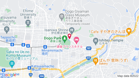 Umenoya Map