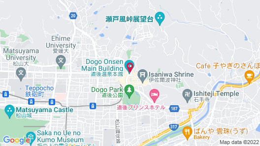 Hotel Patio Dogo Map
