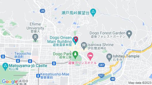 Yamatoya Honten Map