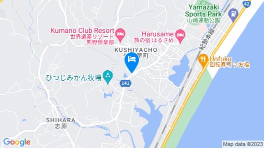 Yadokari Kumano Map