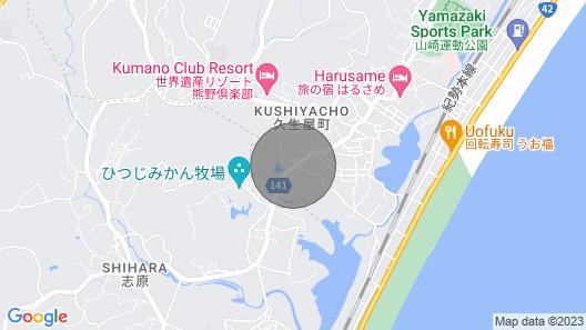 Yadokari Oldprivatehouse Kumano10ppfreecarparking / Kumano Mie Map