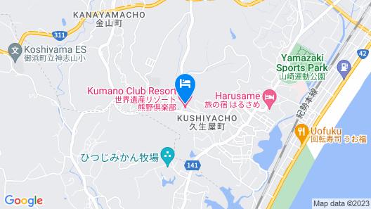 Resort Kumano Club Map