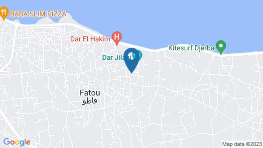 Residence Hekma Map