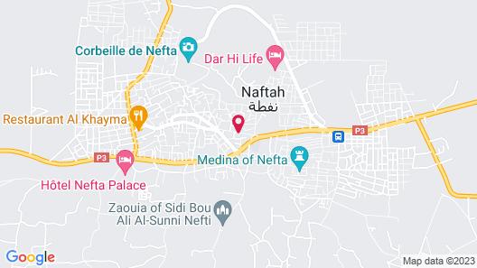 Dar Hi Map
