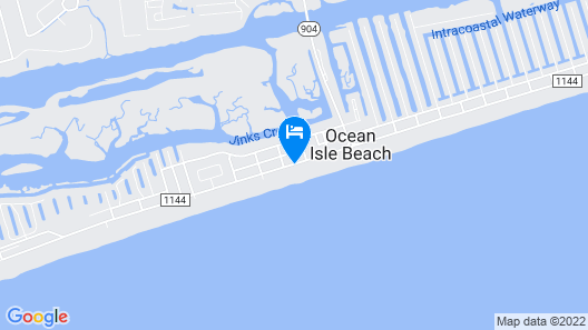 The Islander Inn Map