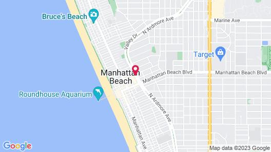 Shade Hotel Map