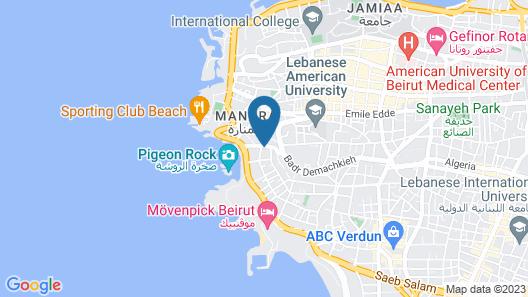 Universal Residence Map