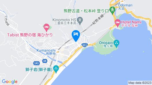 Wagaranchi - Hostel Map