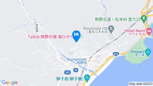 OYO Ryokan Kumano no Yado Umihikari Map
