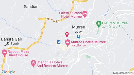 Lockwood Hotel Murree Map