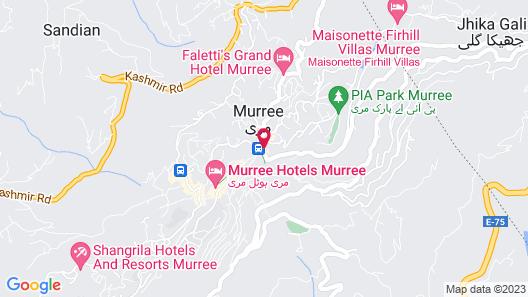 Hotel Move-N-Pick Map