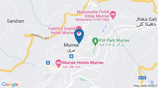 Dream Land Hotel Map