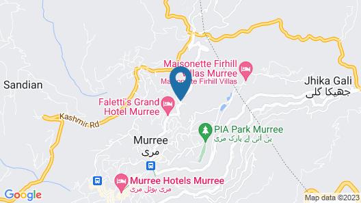 MURREE Map