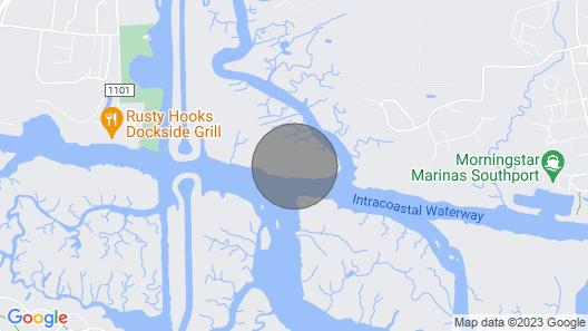 The Inn at South Harbor  Map