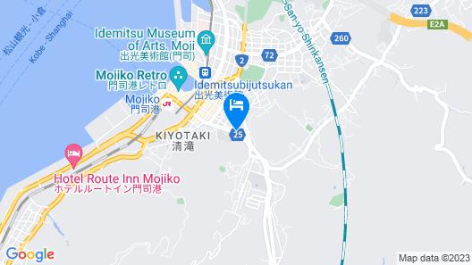GRAND BASE Mojiko Map