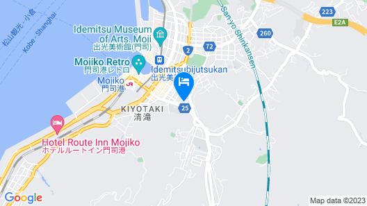 GRAND BASE Moji Nagomi Map