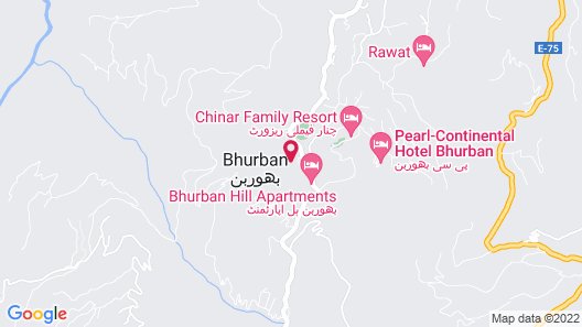 Green Valley Bhurban Map