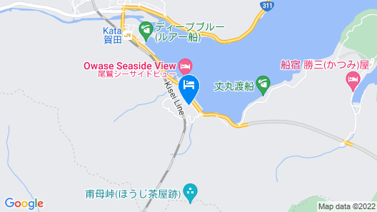 Owase Seaside View Map