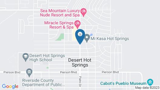The Hyundae Hotel Map