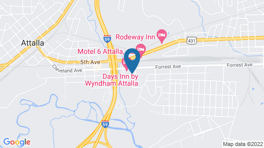 Homelodge Map