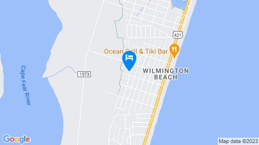 Modern Custom-built 4br Walk To Beach 4 Bedroom Home Map