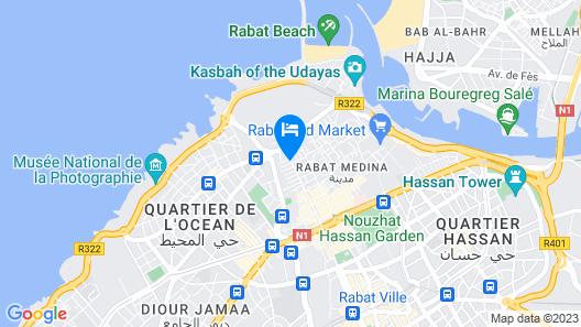 Riad Zyo Map