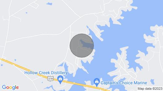 Lakeshore Lodge @ Lake Murray   Family Friendly Map