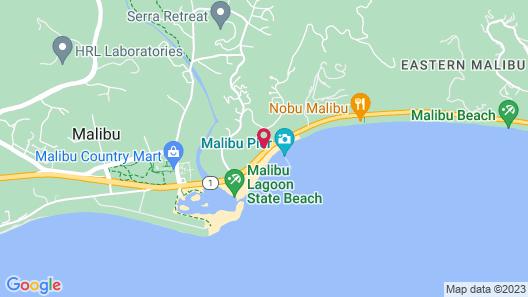 The Surfrider Malibu Map
