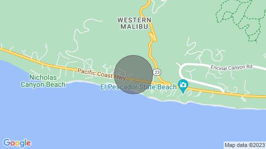 Bluff by Avantstay Gorgeous Malibu Getaway w/ Spectacular Ocean Views Map