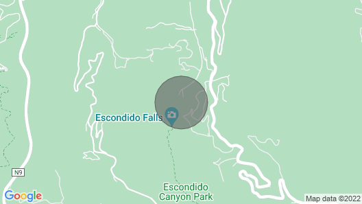 Goathote Mansion IN THE Hills W/ A View PET Friendly Malibu Escondido Map